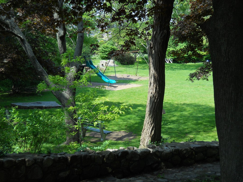 Millbrook Meadow Park Playground in Rockport, MA