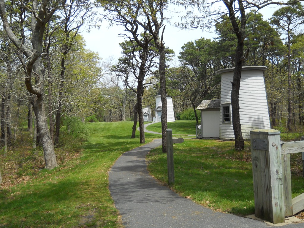 Three Sisters of Nauset Lighthouses