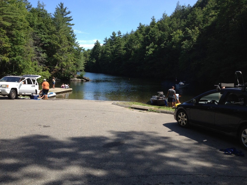 Mashapoag Pond Boat Launch