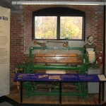 Lowell National Historic Park Visitor Center Exhibit