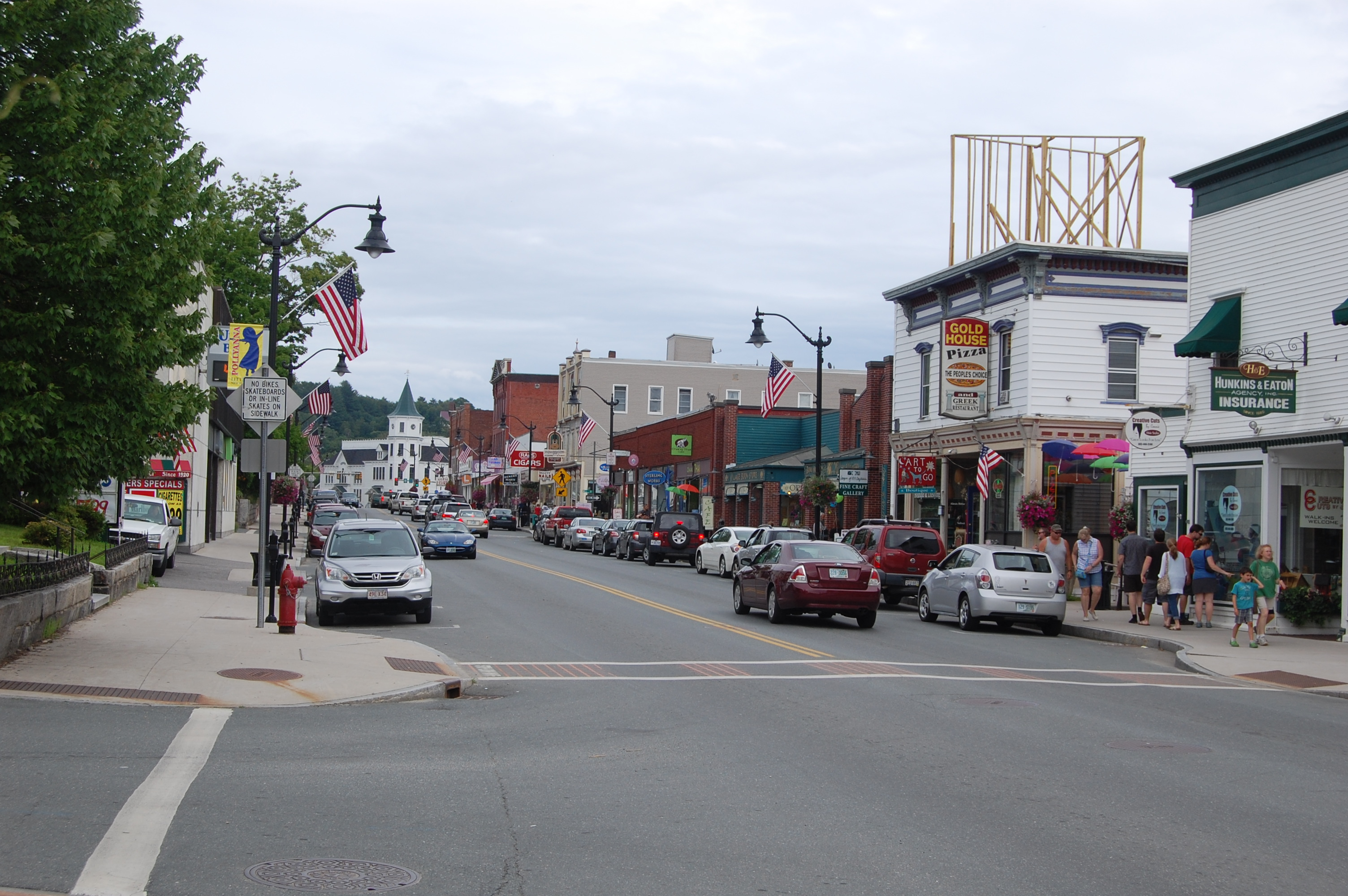 Main St. - Littleton, NH
