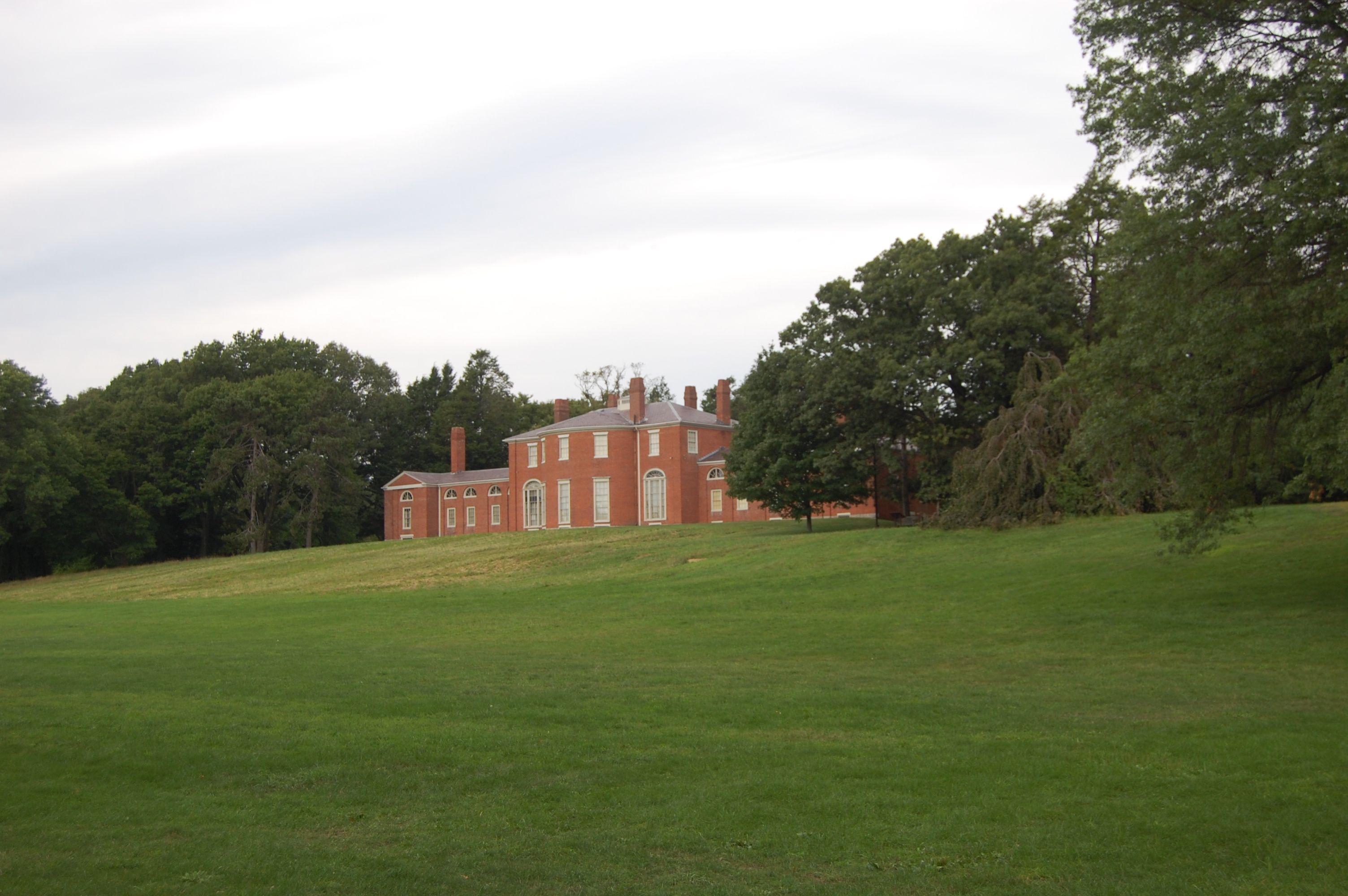 Gore Mansion and Grounds