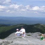Summit View from Mt. Monadnock