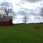 View of Neilson Farm.