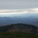 View from atop Mt. Kearsarge.