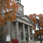 First Parish Church in Quincy