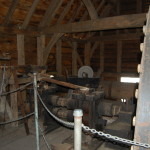 Interior of Slitting Mill.
