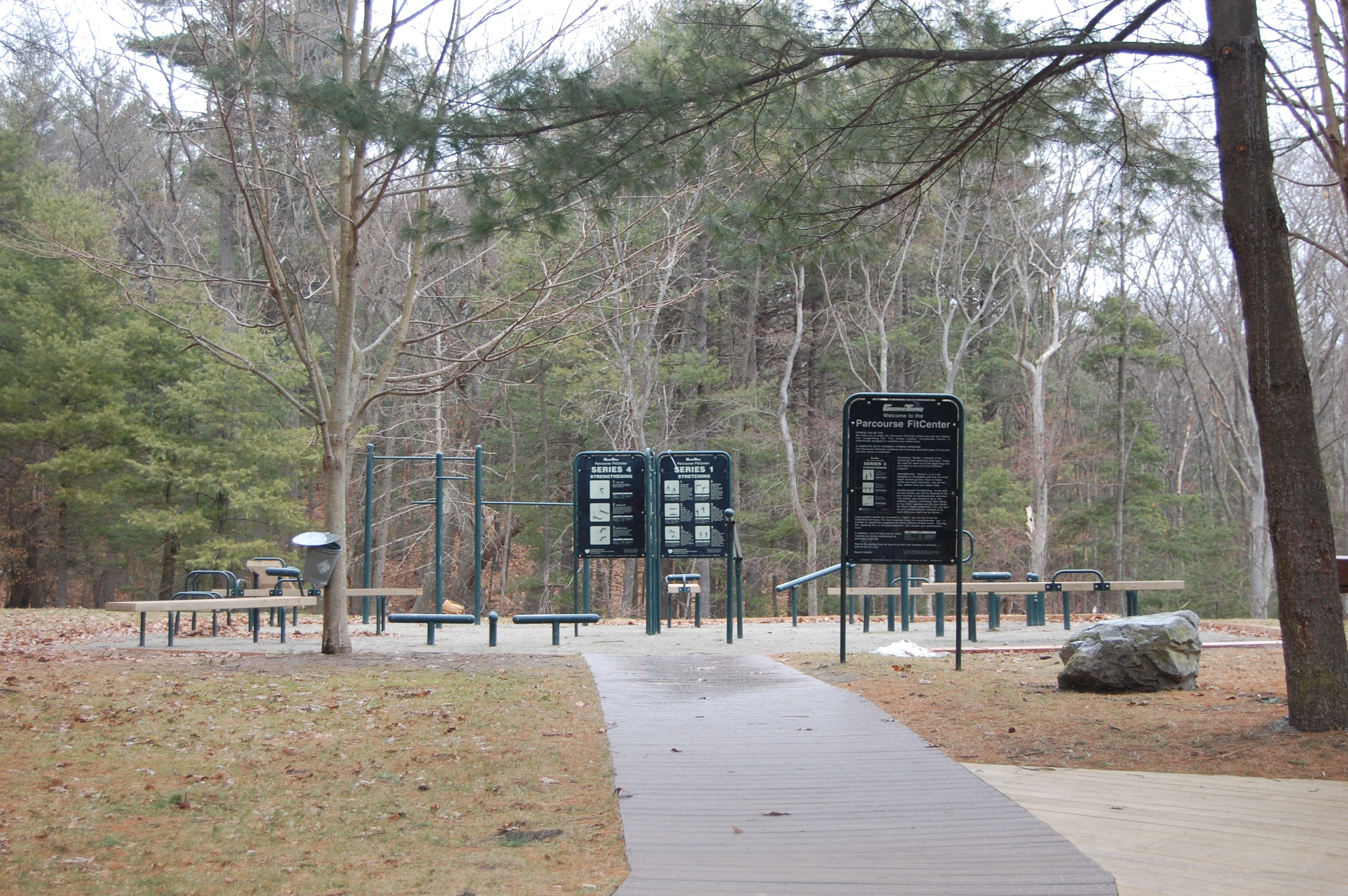 Breakheart Reservation - Saugus - Take a day trip!