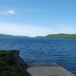 Boat Launch at the Quabbin Reservoir