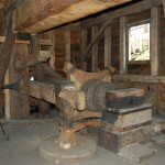 Water Powered Trip Hammer at Saugus Iron Works NHS