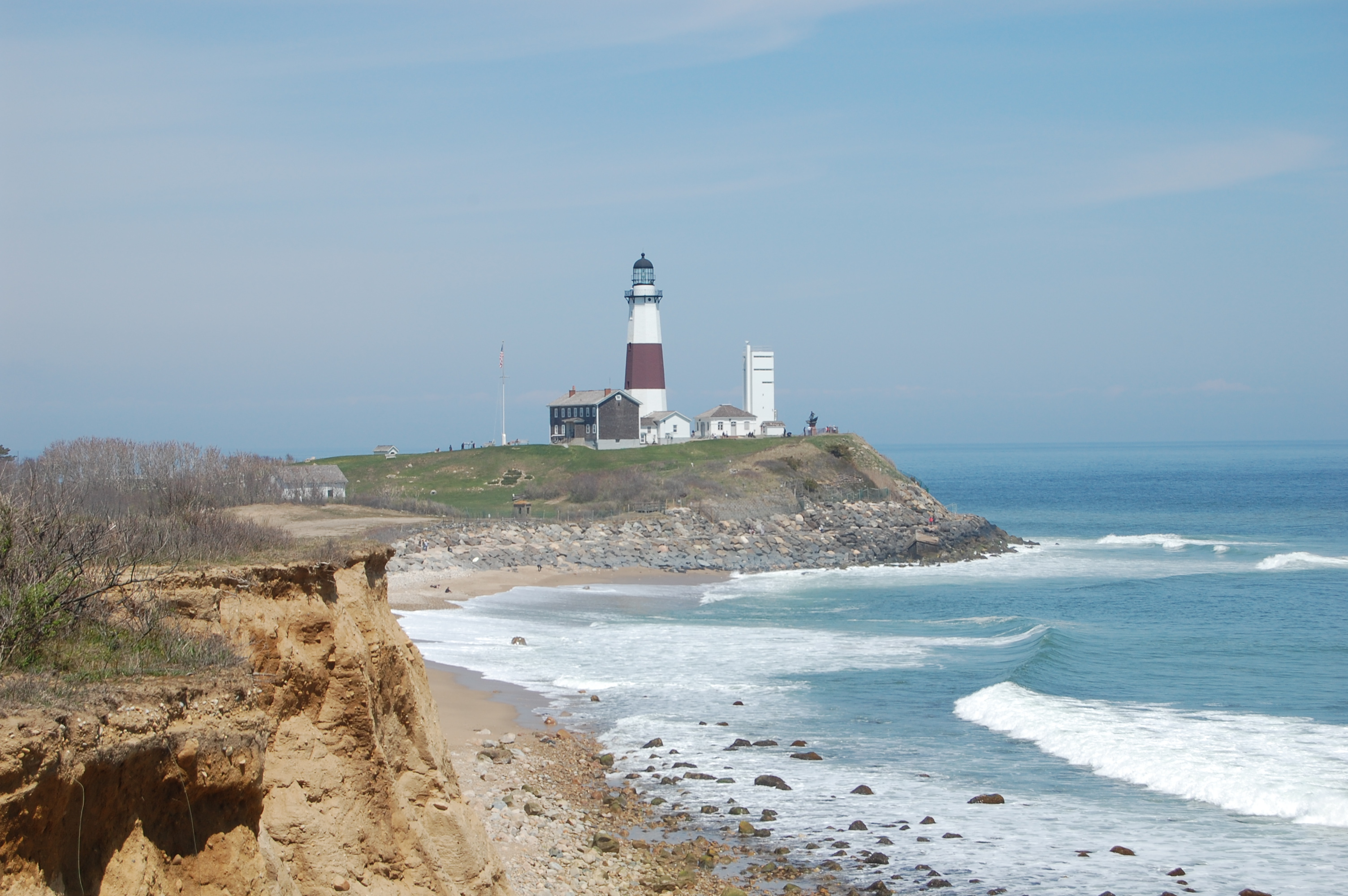 Montauk Point Lighthouse and Museum