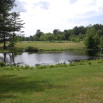 Fishing Pond and Group area.