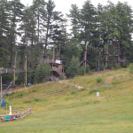 Ropes Course at Cranmore