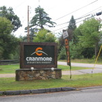 Cranmore Entrance Sign